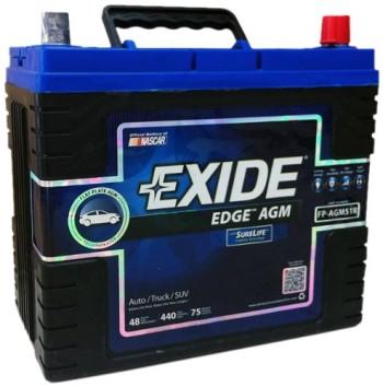 Exide-Edge-FP-AGM51R powergenixsystems