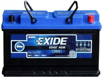 Exide-Edge-FP-AGML4 PowerGenixSystems