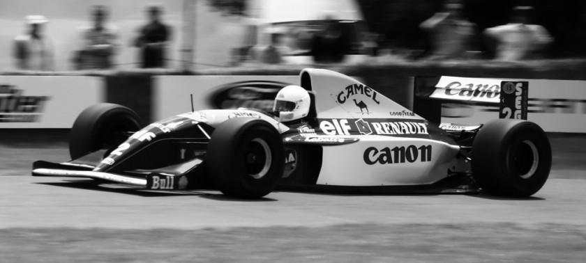 Formula 1 PowerGenixSystems