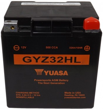 Yuasa (YUAM723HL) GYZ32HL PowerGenixSystems