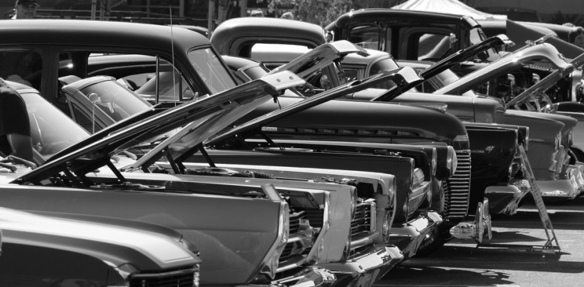 Car show - PowerGenixSystems