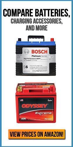Best ATV Battery Guide - Updated September 5, 2019