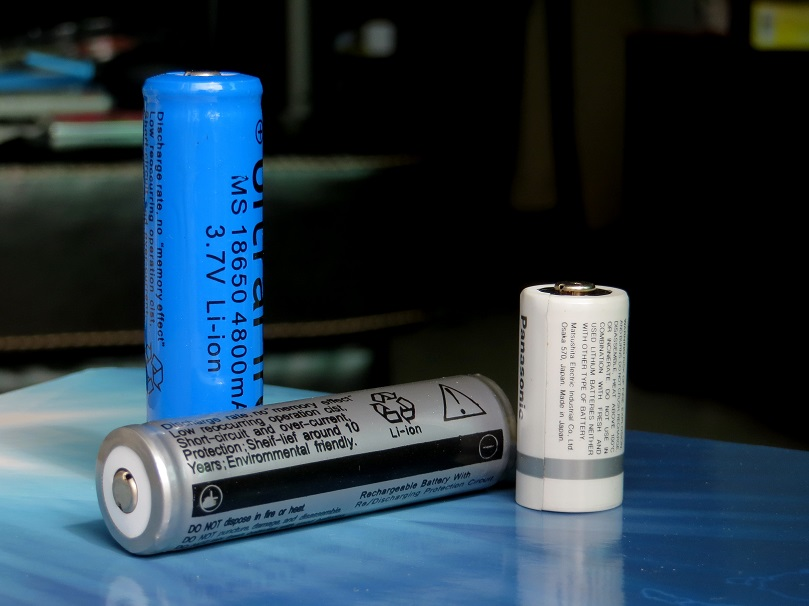Best 18650 Battery in Review - Updated October 20, 2019